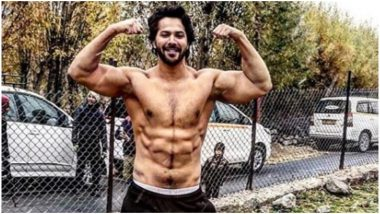 Kalank Actor Varun Dhawan's Shirtless Picture Will Leave You Drooling