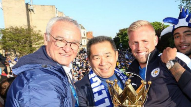 Vichai Srivaddhanaprabha Death: Ex-Leicester City Manager Claudio Ranieri Shocked over Death of Club Owner