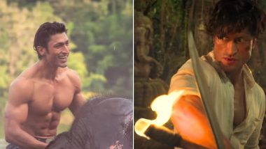 Junglee Teaser: Vidyut Jammwal Will Take You on an Adventurous, Fun-Filled Jungle Safari Ride - Watch Video