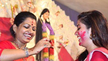 Vijayadashami 2018 Tithi: Maa Durga Visarjan Date, Shubh Muhurat, Significance & Celebration Details