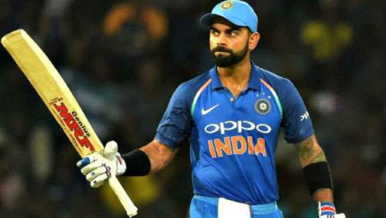 Virat Kohli Finally Reacts to MS Dhoni's Exclusion From T20 Side for West Indies & Australia (Watch Video)