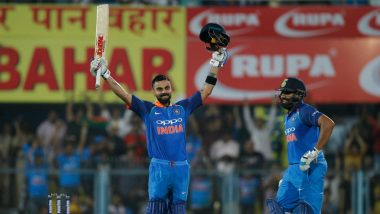 India vs West Indies 1st ODI: Virat Kohli Feels Bowlers Could Have Performed Better