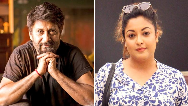 Vivek Agnihotri Gives Out Press Release Accusing Tanushree Dutta of Levelling False Allegations; Asks Media to Refrain from Reporting The News