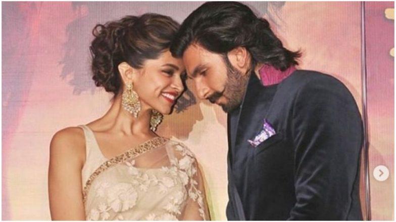 10 Times Deepika Padukone And Ranveer Singh's PDA Broke All Cuteness Records - Watch Video