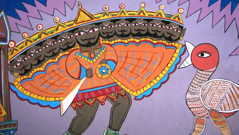 Dussehra 2018: Why Is the Ten-Headed Demon King Ravana Worshipped in Some Parts of India?