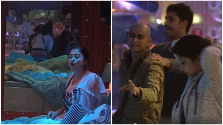 Bigg Boss 12: Sisters Saba and Somi Khan Make Deepak Thakur Cry – Watch Video