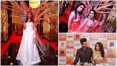 Zee Rishtey Awards 2018 Pics: Sriti Jha, Dheeraj Dhoopar, Shraddha Arya and Other Celebs Show a Fashionable Presence