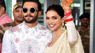 Deepika Padukone and Ranveer Singh's Mushy Pics Make Fans Keep Gushing Over Them-Read Some Striking Comments!