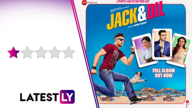 Jack and Dil Movie Review: This Amit Sadh and Arbaaz Khan Comedy Needs a Heavy Dosage of Nitrous Oxide