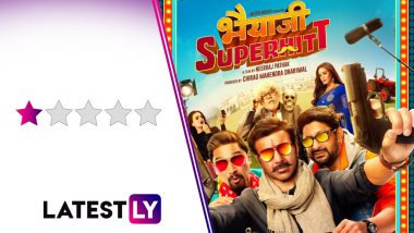 Bhaiaji Superhit Movie Review: Sunny Deol, Preity Zinta and Arshad Warsi's Film Makes a Bad Parody of Its Actors' Careers!