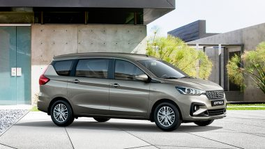 New 2018 Maruti Suzuki Ertiga Launching in India Next Week; Official Bookings Now Open