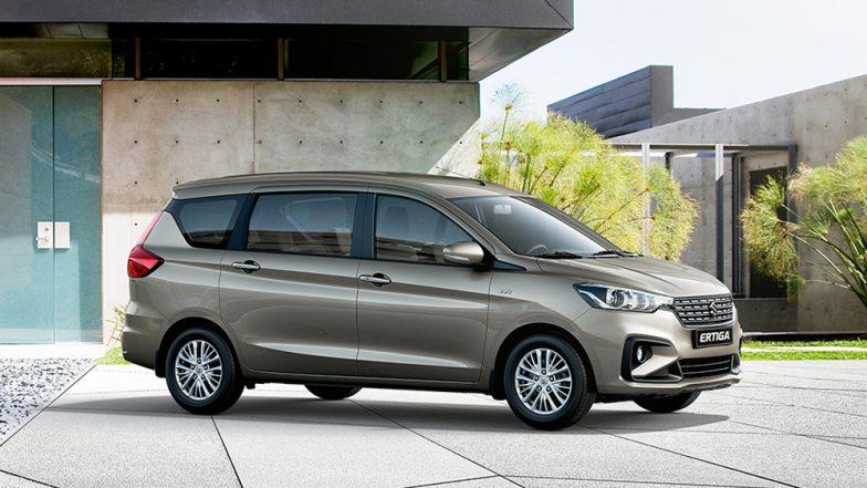 New 2018 Maruti Suzuki Ertiga Launching in India Next Week; Official Bookings Now Open