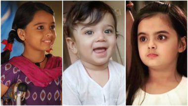 Children's Day 2018: Sparsh Khanchandani, Ruhanika Dhawan, Vidvaan Sharma and Other Young Actors Who Rule Prime Time TV