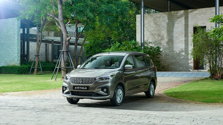 2018 Maruti Ertiga Launching Today in India; Watch LIVE Streaming of the Next-Gen Ertiga Launch Event