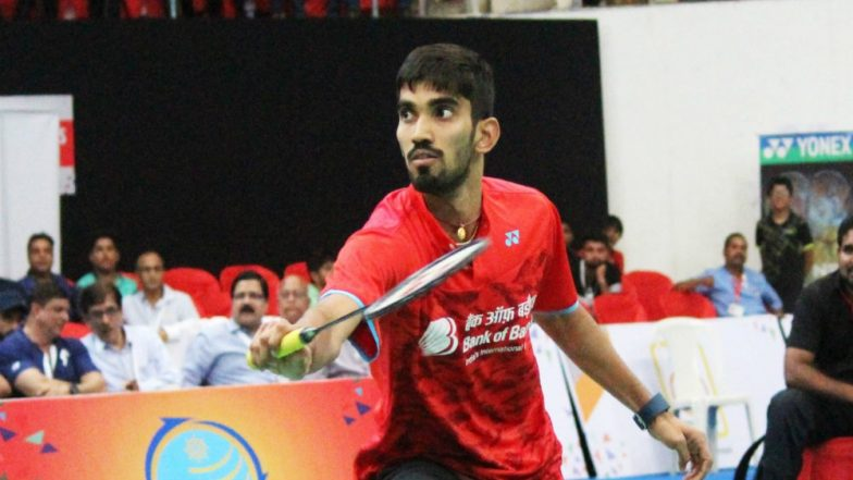Hong Kong Open: Kidambi Srikanth Crashed Out of the Tournament After Losing to Kenta Nishimoto of Japan