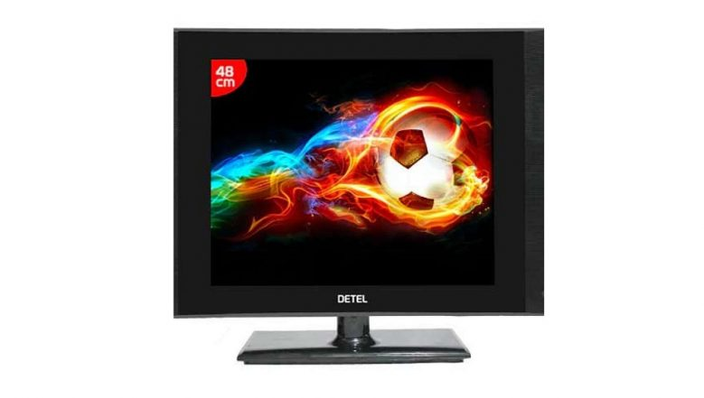 Detel's 19-inch LCD TV Claims To Be The 'World's Most Economical LCD TV' at Just Rs 3999; Here's How You Can Buy