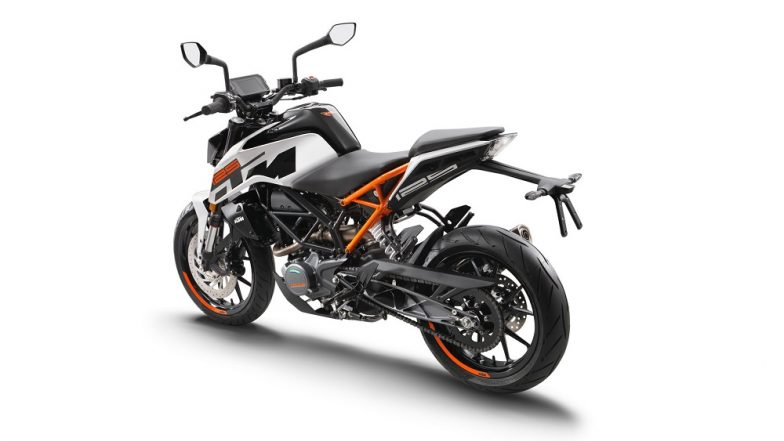KTM 125 Duke Motorcycle Launched at Rs 1.18 Lakh; Price in India, Specifications, Top Speed & Bookings