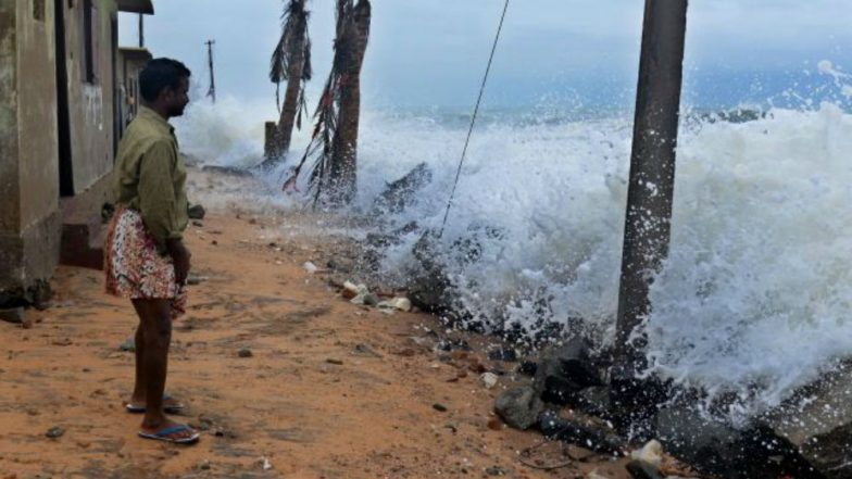 When Will Cyclone Gaja Make Landfall in Tamil Nadu? Heavy Rainfall and Strong Winds Predicted for Next 24 Hours