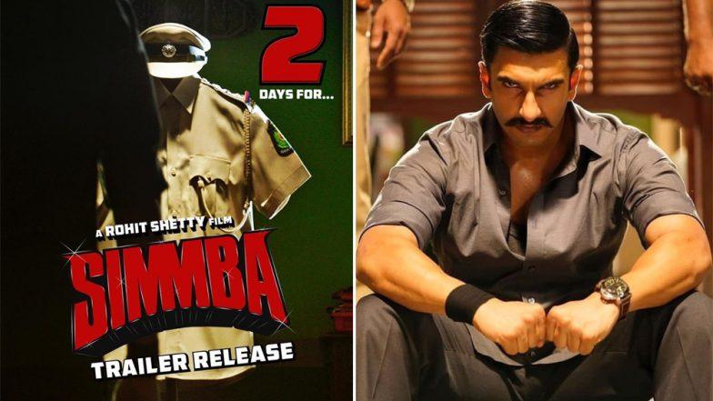 Ranveer Singh and Sara Ali Khan's Simmba Trailer to Release on December 3