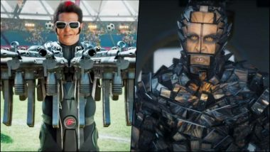 2.0 Box Office Collection Day 5: Rajinikanth and Akshay Kumar's Sci-Fi Film Collects Rs 111 Crore