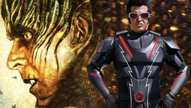 2.0 Box Office Collection: Rajinikanth Starrer Is the Second Highest Grossing Film of All Time in India, Earns Rs 420 Crore