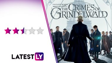 Fantastic Beasts The Crimes of Grindelwald Movie Review: This Harry Potter Spin-Off Crams Too Much In Newt's Suitcase That It Can Hold!