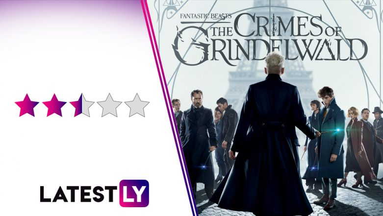 Fantastic Beasts The Crimes of Grindelwald Movie Review: This Harry Potter Spin-Off Crams Too Much Stuff In Newt's Suitcase Than It Can Hold!