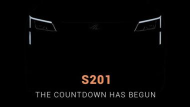 Mahindra S201 Brand Name & Design Details To Be Announced on December 19, 2018