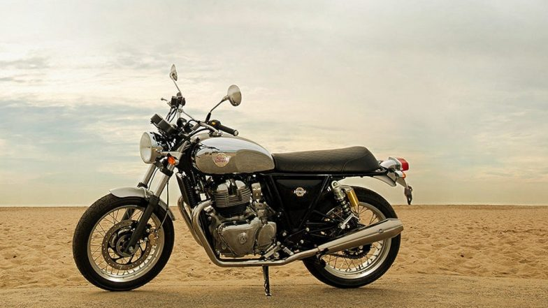 Royal Enfield Interceptor 650, Continental GT 650 Launching Today in India; Watch LIVE Streaming of RE 650 Twins Launch Event