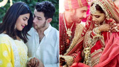Dear Priyanka Chopra and Nick Jonas, We Want You to BREAK These 4 Important Rules Followed by Deepika Padukone and Ranveer Singh for Their Wedding