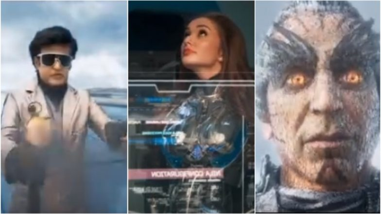 2.0 Trailer: Rajinikanth and Akshay Kumar's Mega Film is Loaded With Heavy Action