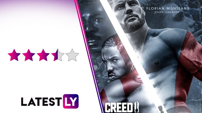 Creed II Movie Review: Michael B Jordan And Sylvester Stallone Conclude The Rocky Franchise On A Decorous Note