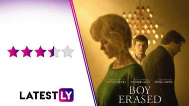 Boy Erased Movie Review: Lucas Hedges Shines As A Harrowed Gay Teenager Alongside Celebrated Actors Nicole Kidman And Russell Crowe
