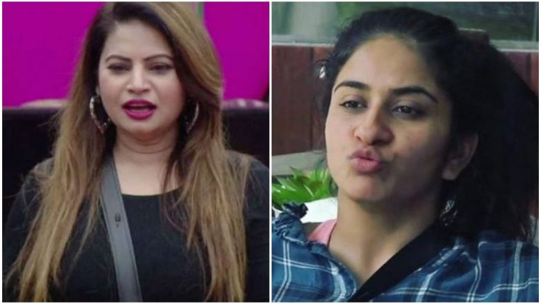 Bigg Boss 12: 'You Are a Liar,' Megha Dhade Loses Her Cool on Surbhi Rana Like Never Before - Watch Video