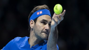 Roger Federer Cruises Past Kevin Anderson to Book His Place in the Last-4 of ATP Finals