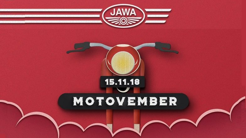 129c24db17f04 Jawa 300 Classic Launching Today in India  Watch LIVE Streaming of New Jawa  Motorcycle Launch