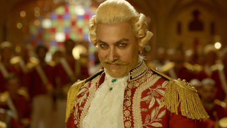 Thugs of Hindostan Box Office Report Day 2: Aamir Khan's Film Sees a Drop, Collects Rs 79 Crore