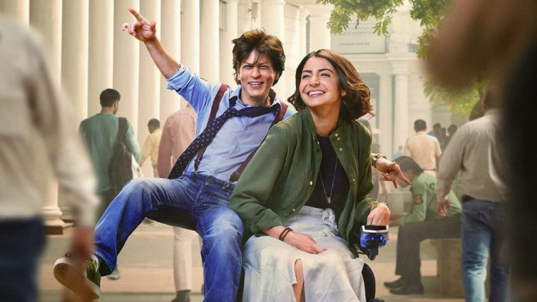 Zero Poster: Shah Rukh Khan and Anushka Sharma Will Charm You With Their Infectious Smile!