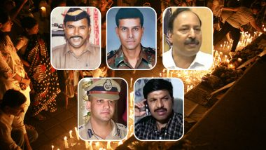 26/11 Anniversary: Stories of Courage and Valour of Men Who Laid Down Their Lives to Save Mumbai