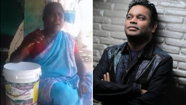 AR Rahman Shares Video of 'Unknown' Woman Melodiously Singing Popular Song 'O Cheliya'