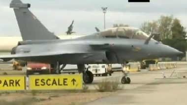 Rafale Jet Coming From France to India Will Look Like This; First Video Out