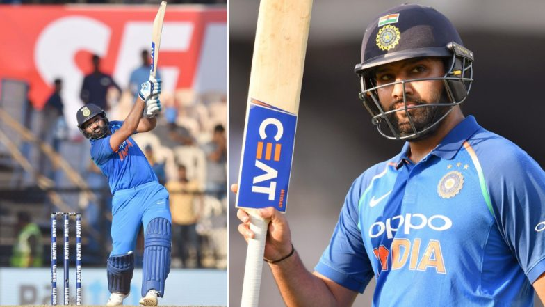 Rohit Sharma Completes 200 Sixes in ODIs During India vs West Indies, 5th Match 2018: Check List of 10 Batsmen With Highest Number of Sixes in ODIs