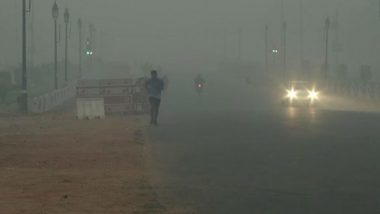 Delhi Smog: Poor Visibility, High Pollution in National Capital Ahead of Diwali 2018 as Air Quality Worsens