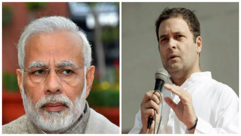 Chhattisgarh Assembly Elections 2018: PM Narendra Modi, Congress President Rahul Gandhi to Hold Rallies & Roadshows in Poll Bound State