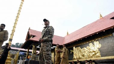 Makaravilakku 2019 to be Celebrated at Sabarimala Temple Today, Security Increased