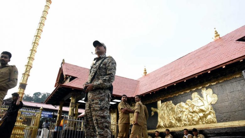 Sabarimala Temple Row: Kerala Government Takes U-Turn, Admits Only 2 Women of Menstrual Age Visited Lord Ayyappa Shrine