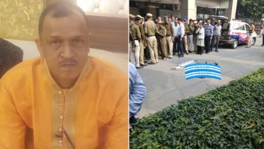 Delhi Police ACP Prem Ballabh Commits Suicide by Jumping Off Police Headquarters Building