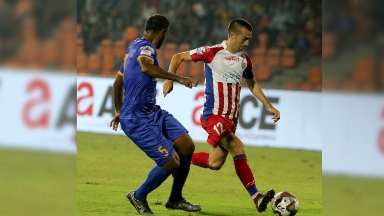 ISL 2018-19 Video Highlights: Mumbai City FC and Atletico de Kolkata (ATK) Play a Goalless Draw!
