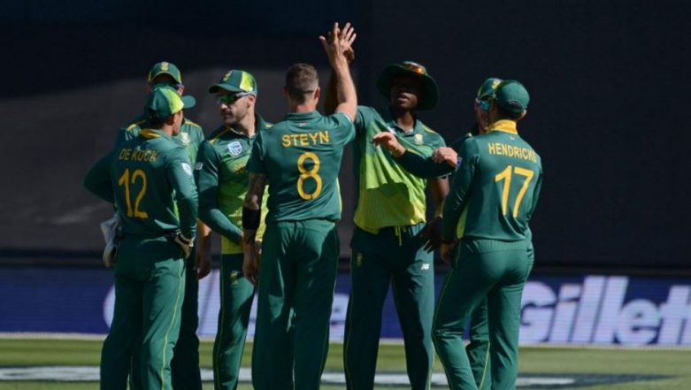 South Africa Squad for ICC Cricket World Cup 2019: Here's a Look at South African Team's Expected 30-Man Players List for the Mega Event in England