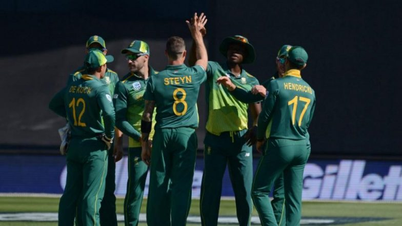 Live Cricket Streaming Australia vs South Africa 2018 on SonyLIV: Check Live Cricket Score, Watch Free Telecast of AUS vs SA One-Off T20 Match on TV & Online